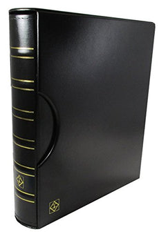 Grande Classic Coin Album Set for up to 36 Certified Coin Holders Black
