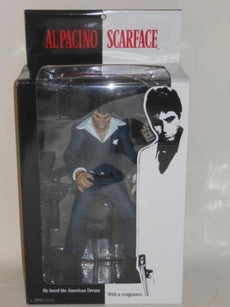 "Scarface Al Pacino ""The Enforcer"" Action Figure"