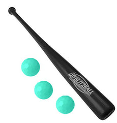 BLITZBALL Dude Perfect Starter Pack - Includes (3) Blitz Balls & 1 Power Bat - Limited Edition