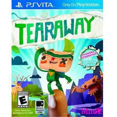 Tearaway PlayStation Vita Box