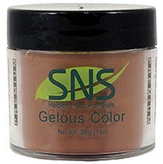 SNS Nails Dipping Powder No Liquid, No Primer, No UV Light - 60 Lonely Girl's Fairytale #60