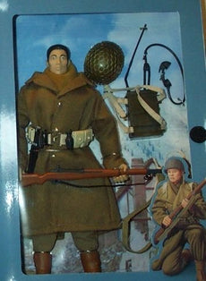 "12"" GI Joe WWII 442nd Infantry Japanese-American Nisei Soldier Action Figure"