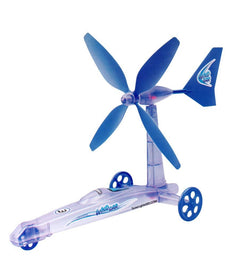 Solar Wholesale 5015 Wind Turbine Car. Renewable Energy Educational Toy, Great Gift!