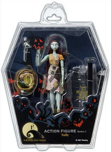 Nightmare Before Christmas/Sally Action Figure S.1