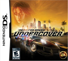 Need for Speed: Undercover - Nintendo DS Disc