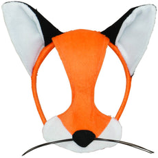 Jacobson Hat Company Child's Plush Fox Mask