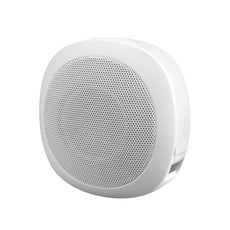 MOGIC Portable Wireless Bluetooth Speaker Outdoor Shockproof and Waterproof IPX5 Mini Speaker (White)