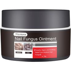 Toenail Fungus Treatment Fungus Stop, Anti-Fungal Ointment Antifungal Nail Treatment, Anti Fungal Nail Solution, Effective Against Nail Fungus Promotes Healthy Feet and Nails (20g)