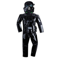 Star Wars Imperial Death Trooper Costume for Kids - Rogue One: A Story 13
