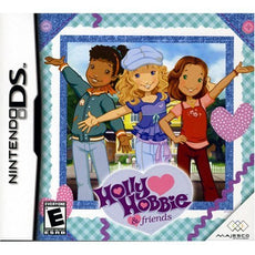 Holly Hobby & Friends - Nintendo DS