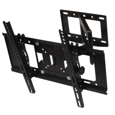 "Henxlco Articulating Full Motion Tilt Swivel TV Wall Mount Bracket for most 32 37 40 42 47 50 52 55 60"" , some up to 65"" Plasma LCD LED Flat Screen Panel TV with VESA up to 600x400mm"