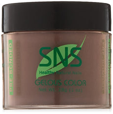 SNS Nails Dipping Powder No Liquid, No Primer, No UV Light - 53