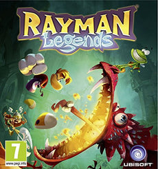 Rayman Legends - PlayStation Vita Disc