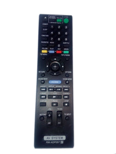 RM-ADP057 1-489-438-11 Remote Control Replaced for Sony BDV-E580 BDVT58 BDVL600 HBDE280 Audio / Video Receiver AV System
