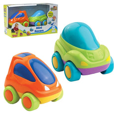 Pull Back Mini Racers