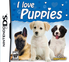 DS I Love Puppies