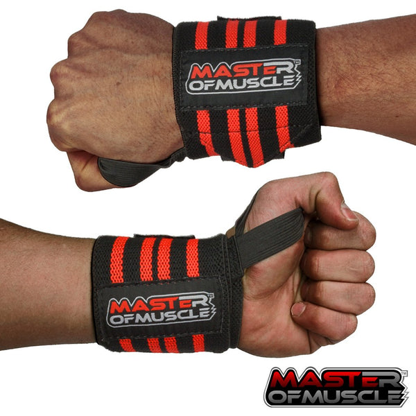 Straps Your Wrists So You Can Smash Your