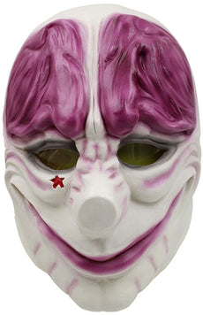 Halloween Costume Party Latex Head Mask Model C