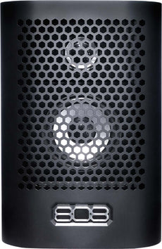 808 Audio SP901BKP HEX TL Rechargeable Portable Speaker Bluetooth Black
