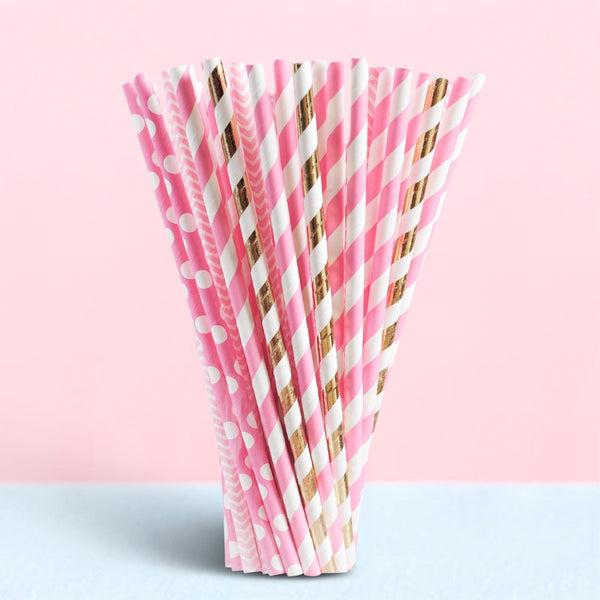 decorative straws for weddings ihopes 100 pieces paper straws decoration straw 3463
