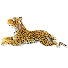 "Jesonn Realistic Soft Stuffed Animals Grovel Spotted Leopard Toys Plush for Baby Pillow and Kids' Gifts,23.6"" or 60CM,1PC"