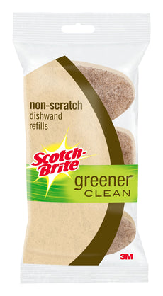 Scotch-Brite Greener Clean Dishwand Refills, 3-Refills/Pk, 12-Packs (36 Refills Total) 36 Refills