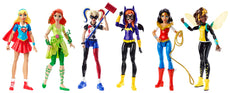 DC Comics DC Super Hero Girls Ultimate Collection 6 Action Figure 6-Pack Standard Figures