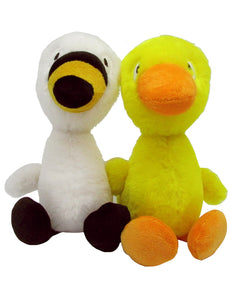 Kids Preferred Duck and Goose Plush Set