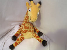 "Giraffe Plush Toy 15"" Collectible ; Kohls Cares for Kids"