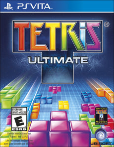 Tetris Ultimate - PlayStation Vita Disc
