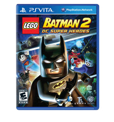 LEGOBatman2: DC Super Heroes - PlayStation Vita Disc