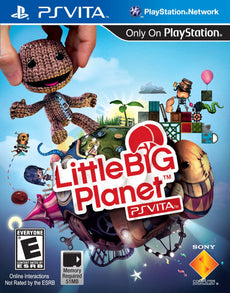 LittleBigPlanet - PlayStation Vita