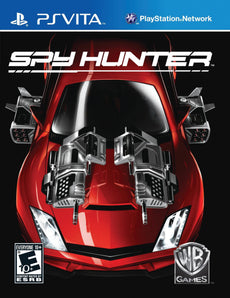 Spy Hunter - PlayStation Vita Disc
