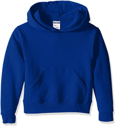 Jerzees Youth Pullover Hood Royal Big Boys X-Large