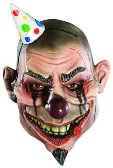 Rubies Child's Boozo 3/4 Vinyl Mask