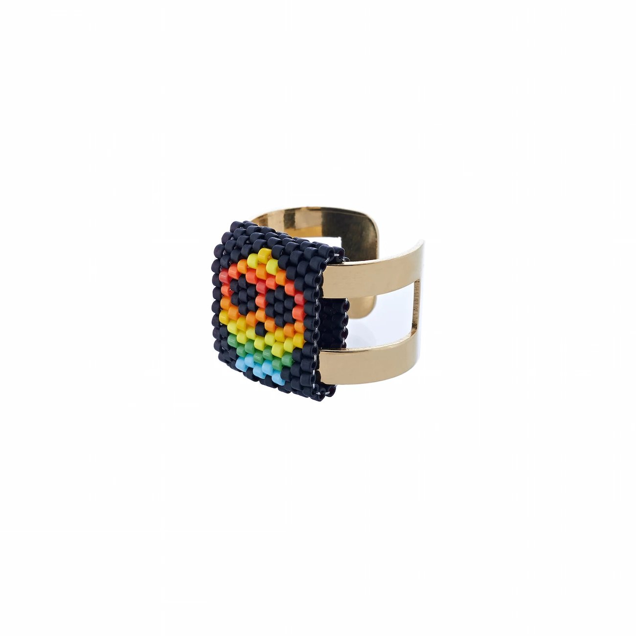 Chilemiel Skull Adjustable Ring