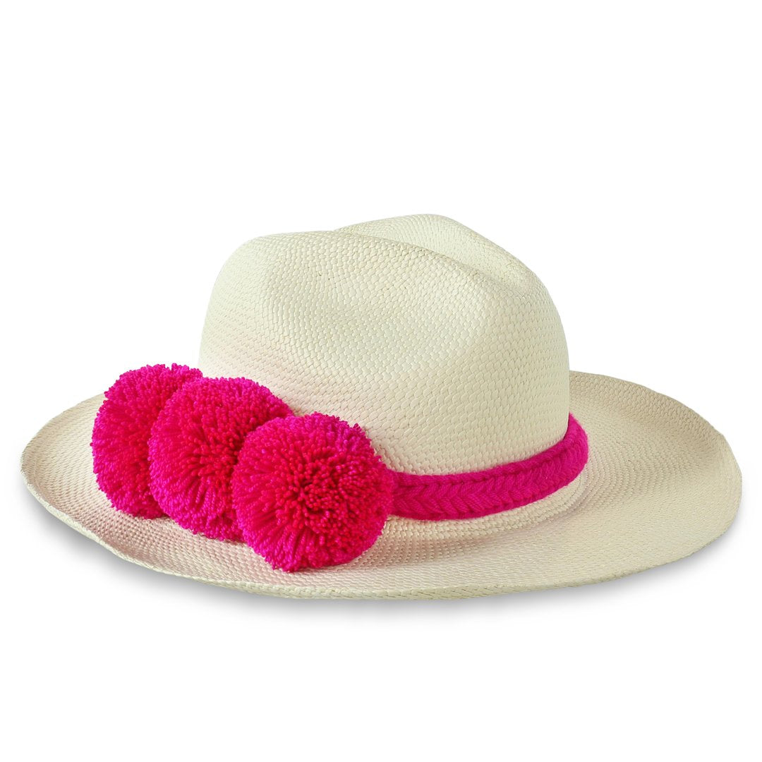 Guadalupe Vancouver Panama Hat