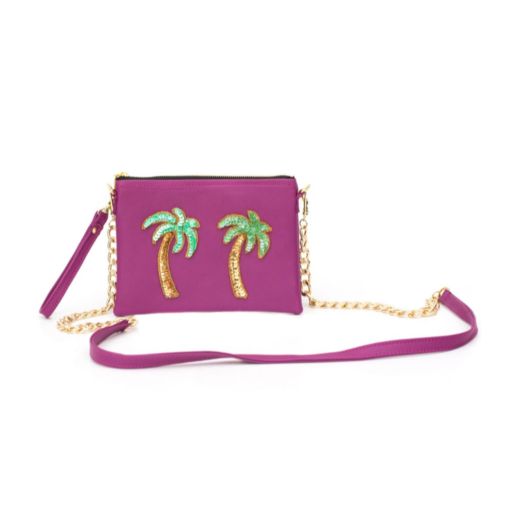 Tea & Tequila Palm Tree Bag