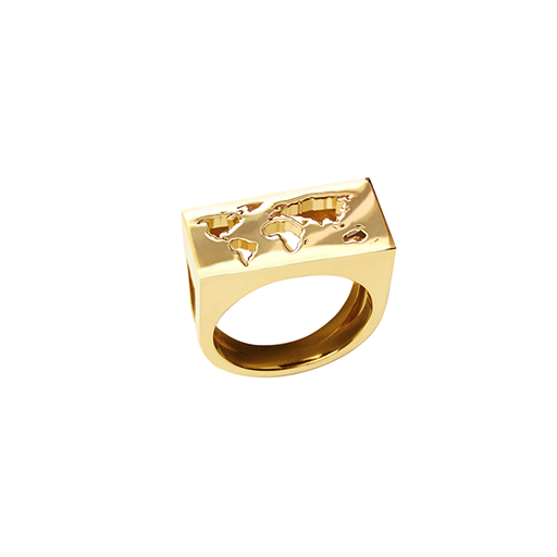 Cristina Ramella Map Ring