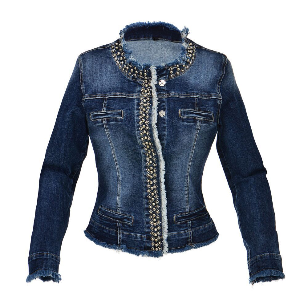 Guadalupe Caroline Denim Jacket