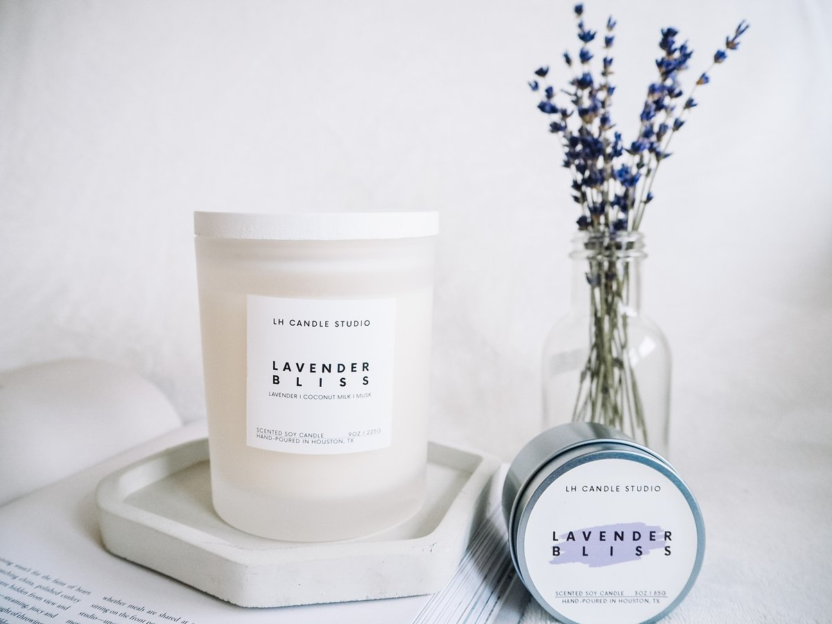 LH Scented Candle 10oz
