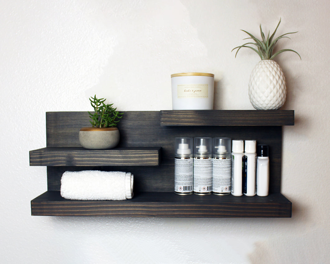 Bathroom Wall Storage Organizer - 23