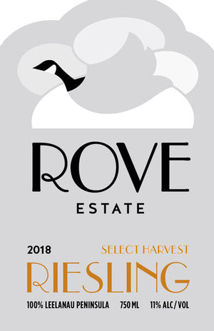 Rove Estate Select Harvest Riesling 2018