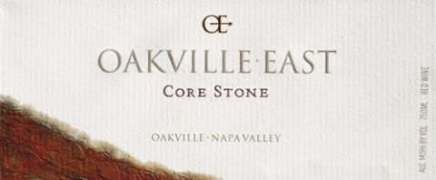 Oakville East 'Core Stone' Red Blend 2015