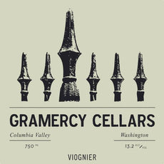 Gramercy Cellars, Viognier Columbia Valley (2018)
