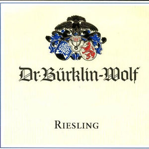 Dr. Buerklin-Wolf Estate Riesling (2017)