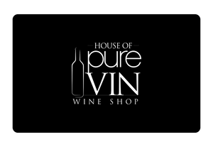 House of Pure Vin Gift Card