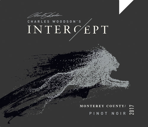 Charles Woodson - Intercept Winery, Pinot Noir Monterey County