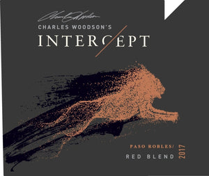 Charles Woodson - Intercept Winery, Paso Robles Red Blend