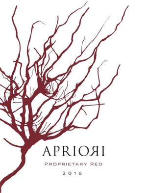 Apriori Proprietary Red Blend